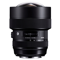 New Sigma 14-24mm F/2.8 DG HSM (Art) Lens (Nikon)