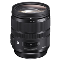 New Sigma 24-70mm f/2.8 DG OS HSM Art Nikon Lens