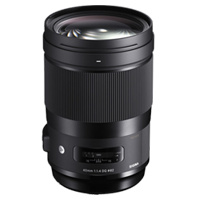 New Sigma 40mm f/1.4 DG HSM Art Lens for Nikon