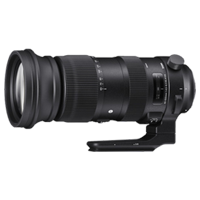 New New Sigma 60-600mm F4.5-6.3 DG OS HSM Sport Lens for Canon