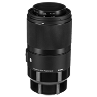 New Sigma 70mm f/2.8 DG Art Sony E Lens