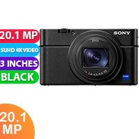 New Sony Cyber-shot DSC-RX100 VII Camera