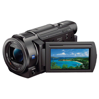 New Sony FDR-AX33 4K Ultra HD Handycam Camcorder