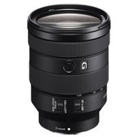 New Sony FE 24-105mm f/4 G OSS Lens