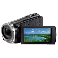 New Sony HDR-CX450 Full HD Camcorder