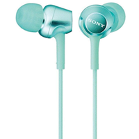 Sony MDR-EX250 In-ear Stereo Headphone Teal