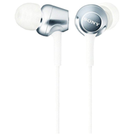 Sony MDR-EX250 In-ear Stereo Headphone White