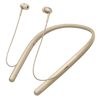 New Sony WI-H700 Wireless Headphones Pale Gold