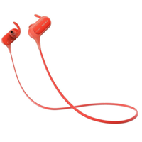 Sony MDR-XB50BSBZE In-ear Headphone Red