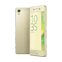 New Sony Xperia X F5122 Dual SIM 64GB 4G LTE Smartphone Lime Gold