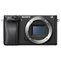 New Sony Alpha A6300 Body Digital SLR Cameras Black
