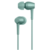 New Sony IER-H500A In-Ear Headphones Horizon Green