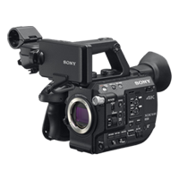 New Sony PXW-FS5 4K Professional XDCAM Compact Handheld Camcorder