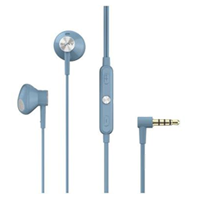 New Sony STH-32 In-Ear Stereo Headphone Blue