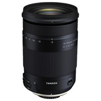 New Tamron 18-400mm F3.5-6.3 Di II VC HLD Lens for Nikon