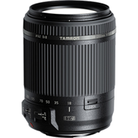 New Tamron 18-200mm F/3.5-6.3 Di II VC Lens for Canon