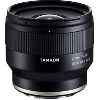 New Tamron 20mm F/2.8 Di III OSD M1:2 (F050) Lens for Sony E