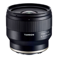 New Tamron 24mm f/2.8 Di III OSD (F051) Sony E