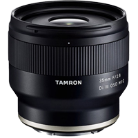 New Tamron 35mm f/2.8 Di III OSD (F053) Lens for Sony E