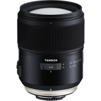 New Tamron SP 35mm F1.4 Di USD(F045) Lens for Nikon