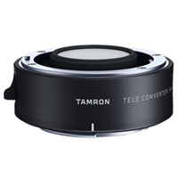 New Tamron TC-X14 1.4x Teleconverter for Canon