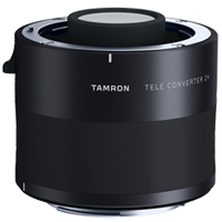New Tamron TC-X20 2.0x Teleconverter for Canon