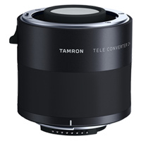 New Tamron TC-X20 2.0x Teleconverter for Nikon