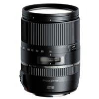 New Tamron 16-300mm f/3.5-6.3 Di II VC PZD MACRO Lens for Canon