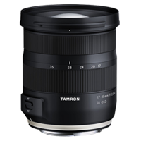 New Tamron 17-35mm F/ 2.8-4 Di OSD Lens for Canon