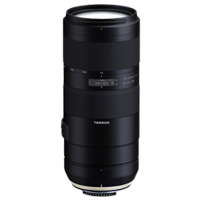 New Tamron 70-210mm F/4 Di VC USD Lenses For Nikon