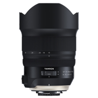 New Tamron SP 15-30mm f/2.8 Di VC USD G2 Lens for Canon