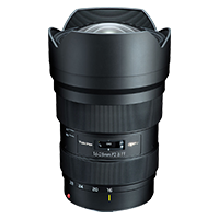 New Tokina Opera 16-28mm F2.8 FF Lens for Canon