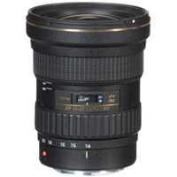 New Tokina AT-X 14-20mm F2 PRO DX Lens Canon