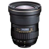 New Tokina AT-X 14-20mm F2 PRO DX Lens Nikon