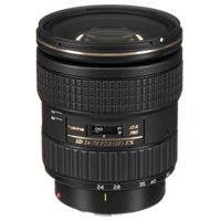 New Tokina AT-X 24-70mm F2.8 PRO FX Lens Canon