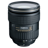 New Tokina AT-X 24-70mm F2.8 PRO FX Lens Nikon