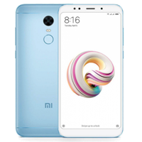New Xiaomi Redmi 5 Plus Dual SIM 32GB 4G LTE Smartphone Blue