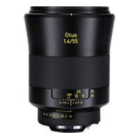 New Carl Zeiss Otus Distagon 55mm f/1.4 ZF.2 Lens for Nikon