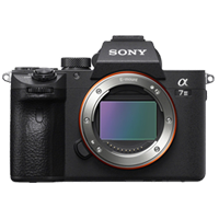 New Sony Alpha A7 Mark III 24MP Body Mirrorless Digital SLR Cameras