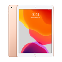 New Apple iPad 10.2-Inch 128GB WiFi Tablet Gold