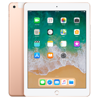Used as demo Apple iPad 9.7-inch 5th Gen 32GB Wifi Tablet Gold (6 month warranty + 100% Genuine)