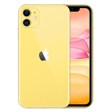 New Apple iPhone 11 128GB 4G LTE Yellow