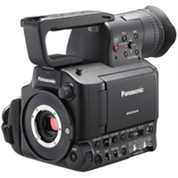 Panasonic AG-AF103 3/4 Type Camcorder Body Video Cameras