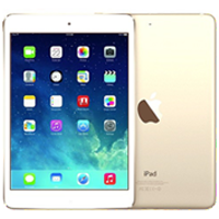 Used As Demo Apple iPad Air 2 64GB 4G Tablet Gold (6 month warranty)