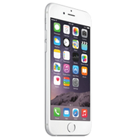 Apple iPhone 6 128GB 4G LTE Silver Refurbished (1 YEAR NEW ZEALAND WARRANTY)