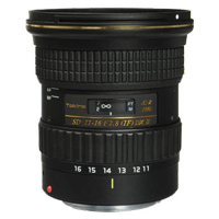 Tokina AT-X 116 PRO DX-II 11-16mm For Nikon