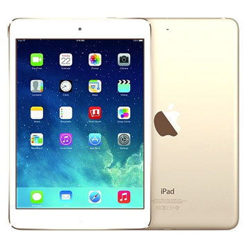 Used As Demo Apple iPad Air 2 16GB 4G Tablet Gold (6 month warranty)