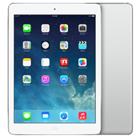 Used as Demo Apple iPad Air 2 16GB WiFi Tablet Silver (6 month warranty + 100% Genuine)
