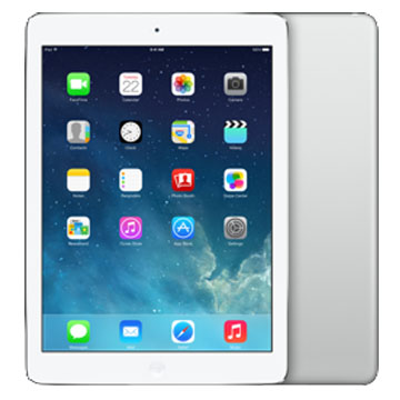 Used As Demo Apple iPad Air 2 64GB 4G Tablet Silver (6 month warranty)