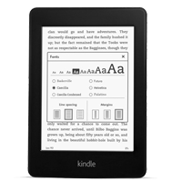 "AMAZON KINDLE PAPERWHITE 6"" WIFI e-Reader Display Tablet"